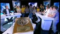 Les rugbywomen de Romagnat envahissent le studio de France 3 Auvergne