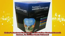 READ book  Netters Anatomy Flash Cards with Online Student Consult Access 3e Netter Basic Science  FREE BOOOK ONLINE