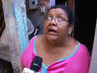 María Estrella, moradora de Tarqui