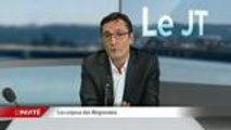 L'invité du journal - Olivier DARTIGOLLES