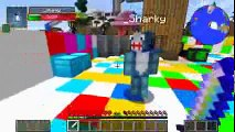 Minecraft CRAZY CRAFT - SUPRISE FOR LITTLE LIZARD AND TINY TURTLE!!!