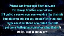 Gnash - i hate u i love u (feat  olivia o'brien) ¦ HIGHER Key