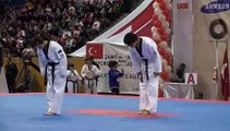 3rd WTF World Taekwondo Poomsae Championships 2008 1st Pair Q.Final Italy R 2