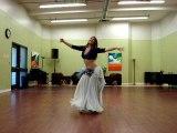 Habibi Ya Albi - Improv Belly Dance - arabic dance-belly dancer PERFORMING DANCE-LATEST 2016