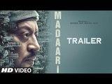 MADAARI Official Trailer 2016 - Irrfan Khan, Jimmy Shergill - T-Series