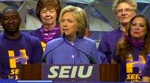 Hillary Clinton Mocks Donald Trump 'How Can Anybody Lose Money Running a Casino'