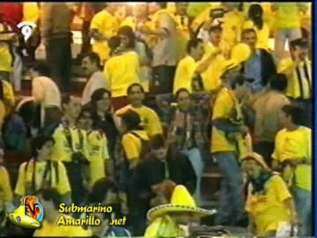 Celebraciones ascenso del Villarreal CF 98