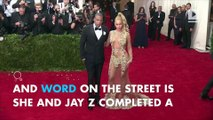 Beyoncé and Jay Z's secret joint album is reportedly finished