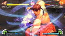 Super Street Fighter 2 Turbo Grand Final Roybisel Sagat