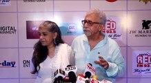 Bollywood Celebs At Red Carpet Of Ghanta Award 2016