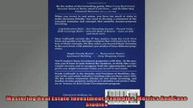 READ book  Mastering Real Estate Investment Examples Metrics And Case Studies READ ONLINE