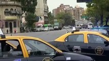 Taxi drivers v  Uber protests spread to Argentina   Reuters