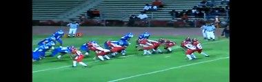 MAUI HIGH FOOTBALL CYRUS PERRY #27 SENIOR YEAR