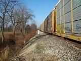 Railfanning Northwest Indiana 11-28-2010: Munster, Chesterton, and Pine Junction