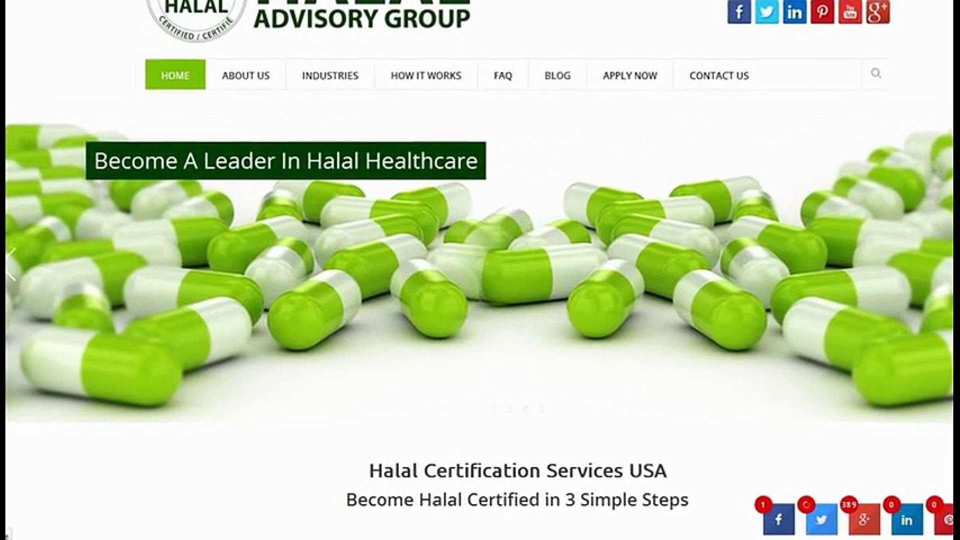 Get Halal Certification In USA For Your Food