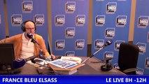 Live France Bleu Elsass du Mardi 24 mai
