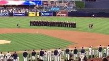 Chorale Gay interdite de chanter l'hymne et humiliée lors d'un match de Baseball, remplacée par une chanteuse Solo
