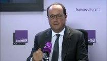 François Hollande et l'histoire: entretien intégral