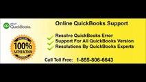 Quickbooks Helpdesk Number USA 1-855-806-6643-Quicken Support