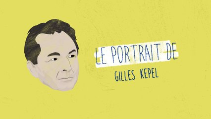 Gilles Kepel - Les Portraits du Bondy Blog