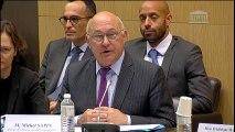 Audition de Michel Sapin Commissions des affaires économiques en commission des lois, des finances et des affaires éco.