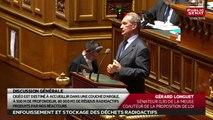 PPL sur le stockage des déchets radioactifs - Les matins du Sénat (24/05/2016)