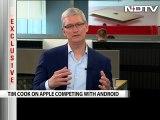 Le PDG d'Apple Tim Cook, reconnaît que les prix de l'iPhone sont élevés