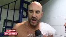 Cesaro on why hell deliver in the Money in the Bank Ladder Match: Raw Fallout, May 23, 2016
