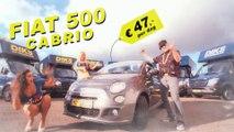 Publicité absurde d'une agence de location de voitures aux Pays-Bas