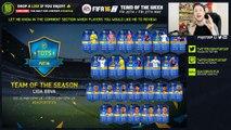OMG 99 TOTS RONALDO!!! FT. TOTS Suarez, TOTS Griezmann & TOTS Benzema! - FIFA 16 Ultimate Team