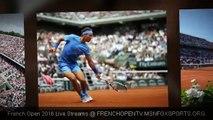 Watch - Roland Garros 2016 May 22 Nishikori v Bolelli Raonic, Tipsarevic Paire v Albot Halep, Hibino.