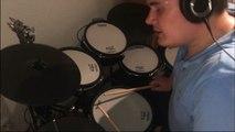 Los Lobos - La Bamba - Drumcover
