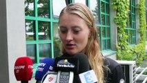 "Roland-Garros 2016 - Kristina Mladenovic : ""Avec Pierre-Hugues Herbert en double aux JO de Rio, Caro Garcia avec Mahut"""
