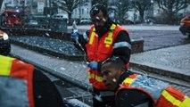 Les soldats du feu vosgiens en vedette du clip national de promotion des sapeurs-pompiers
