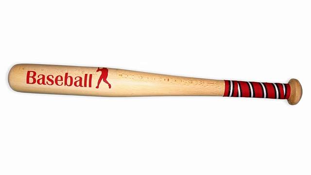 Baseball Bat Hitting Baseball Sound Effect