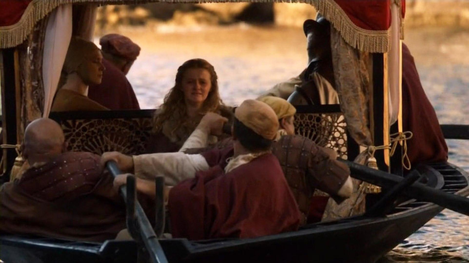 Game Of Thrones Myrcella Departs For Dorne
