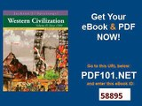 Western Civilization A Brief History, Volume II Since 1500