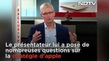 Apple : Tim Cook reconnait que le prix des iPhones sont trop élevés