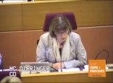 Intervention de Marie-Christine Dirringer: une carte unique des formations professionnelles initiales - séance du 19 mai
