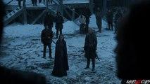 Game of Thrones 6x04 - Jon Snow and Sansa Stark are Reunited!(Sansa arrives at Castle Black).