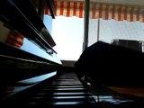 Haendel - piano - Sarabande (from Barry Lyndon)