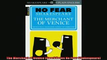 EBOOK ONLINE  The Merchant of Venice SparkNotes No Fear Shakespeare READ ONLINE