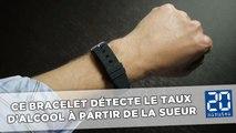 Un bracelet détecte l'alcoolémie à partir de la sueur du poignet