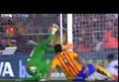 أهداف برشلونة ضد فالنسيا (1-1) 2015/12/05