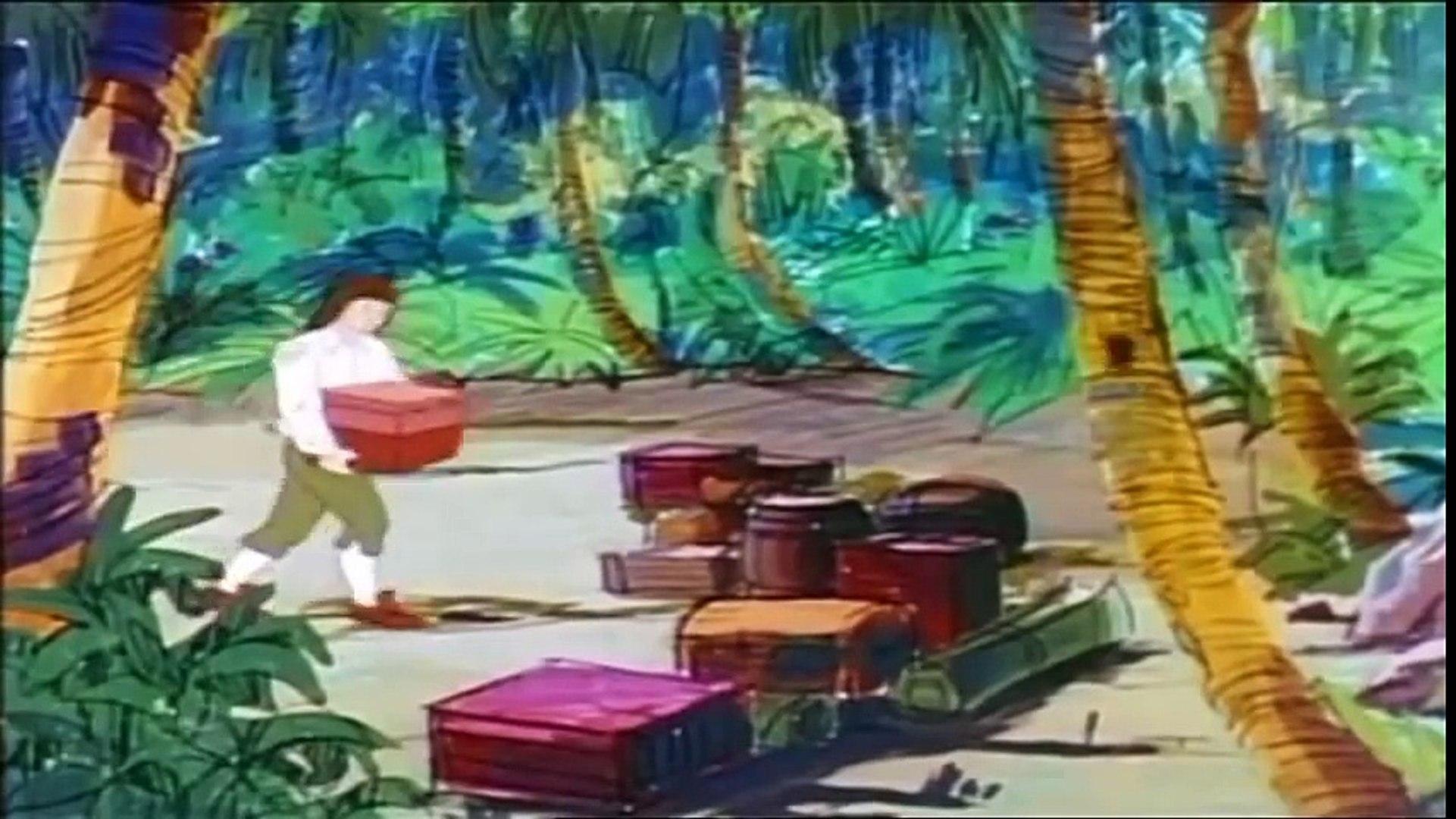 Cuentos infantiles_ Robinson Crusoe - Pelicula dibujos HD
