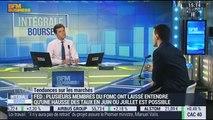 """Les tendances sur les marchés: """"Si Janet Yellen voulait préparer le marché à une hausse des taux en juin, elle l'aurait mis dans le communiqué"""", Raphaël Gallardo - 24/05"""