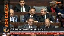 65. HÜKÜMET KURULDU-BİNALİ YILDIRIM-AKP GRUP TOPLANTISI-24 MAYIS 2016