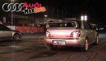 Subaru Impreza WRX STI  Vs. Subaru Impreza WRX STI 2