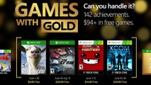 FREE XBOX GAMES with GOLD (June 2016) EN