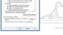 Comment nettoyer Internet Explorer avec un reset
